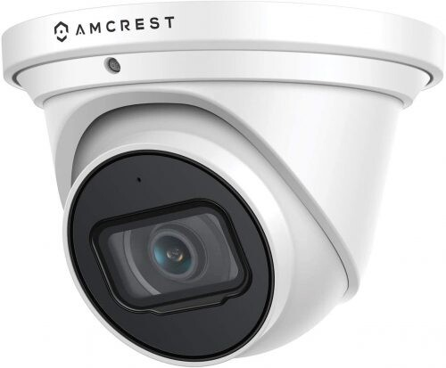 Best Home Security Cameras Without Wifi Amcrest Ultra HD Security Turret