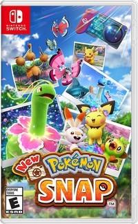 New Pokemon Snap Render