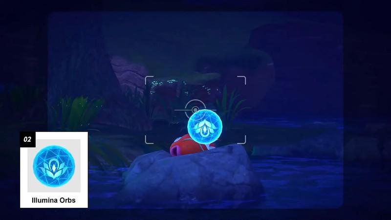New Pokemon Snap Illumina Orb
