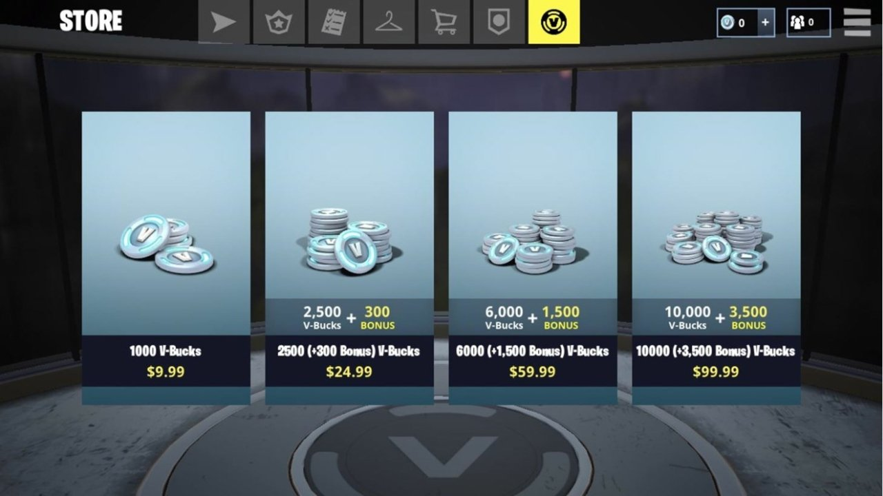 Epic Games wants to offer in-game currency without paying Apple a cut