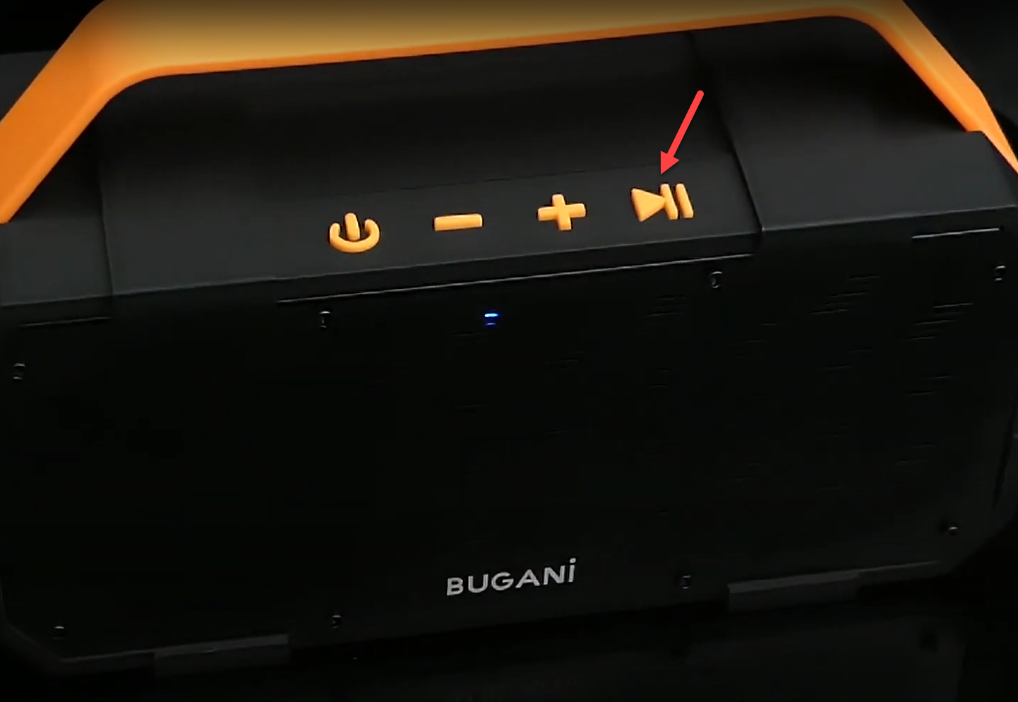 What to do when your Bugani M90 will not  connect to a Bluetooth device
