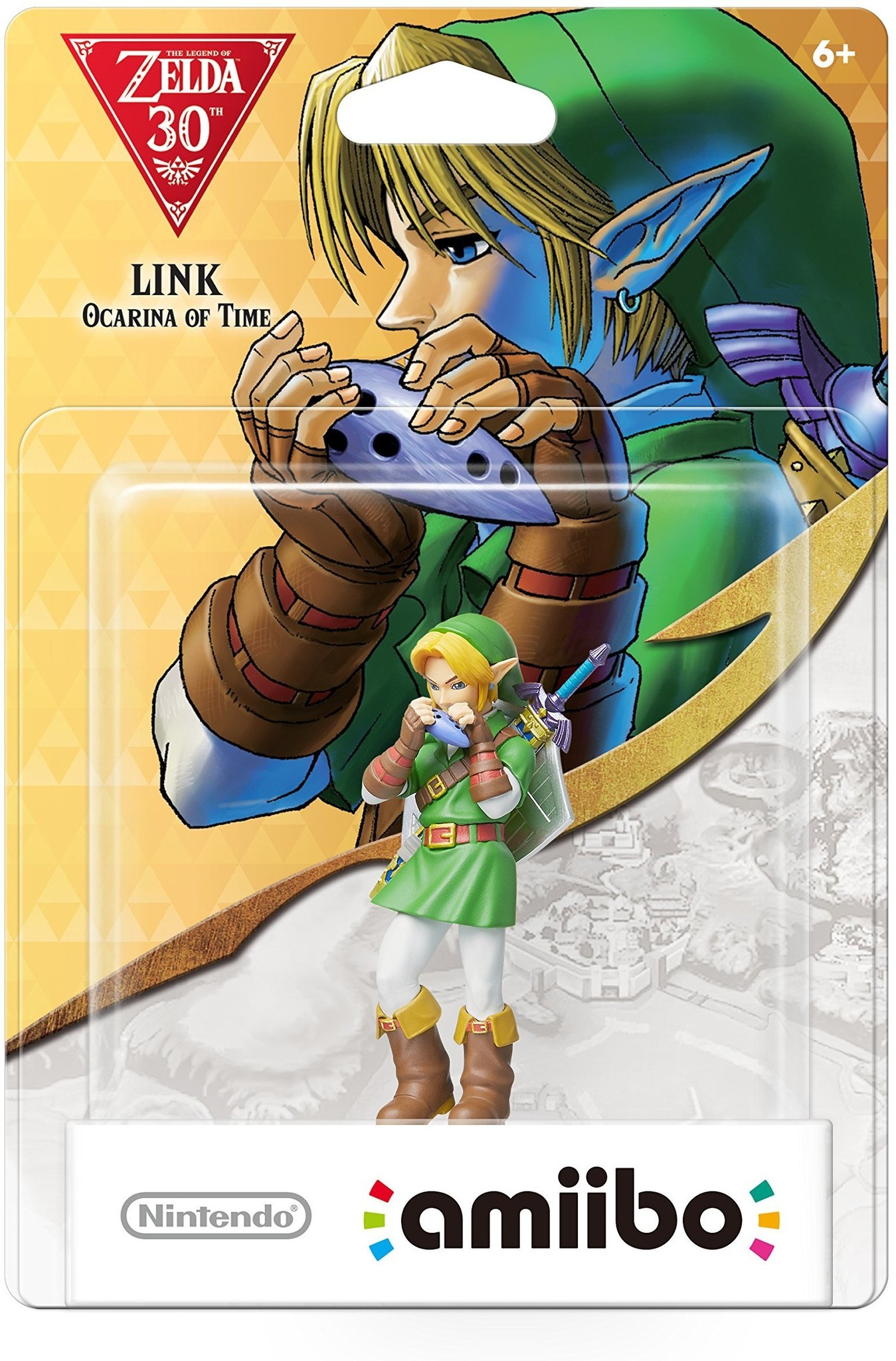 Ocarina of Time Link