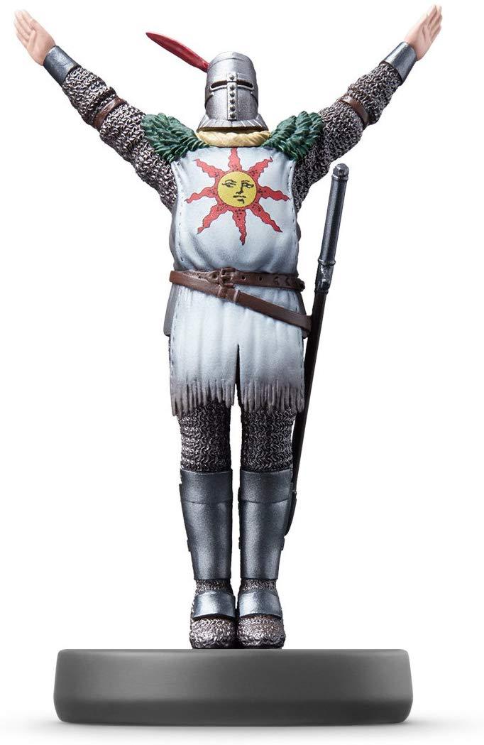 Amiibo Solaire Of Astora