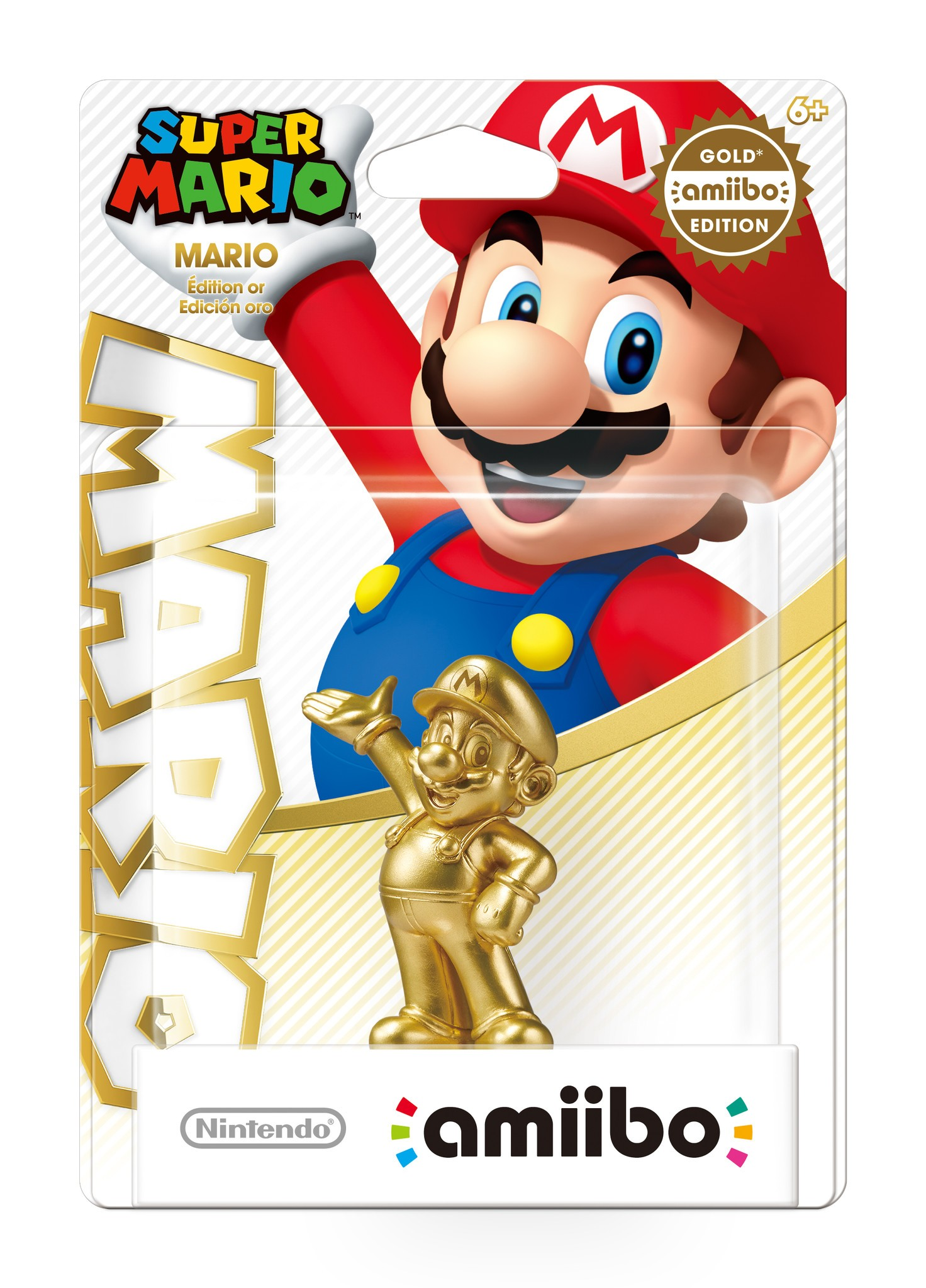 Gold Mario