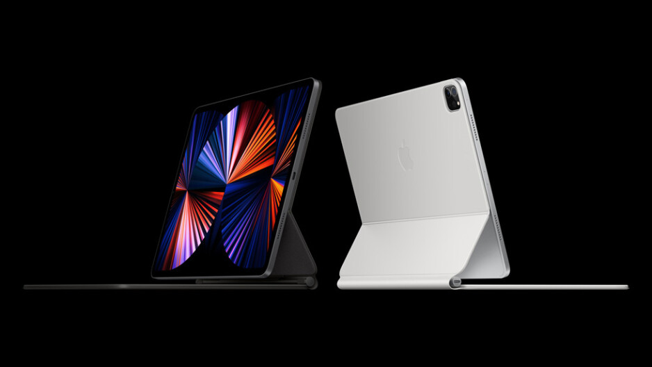 The new M1 iPad Pro (shown here) supports the Magic Keyboard, among other previous accessories - iPad Pro 2021 vs iPad Air 4: How much of a difference?