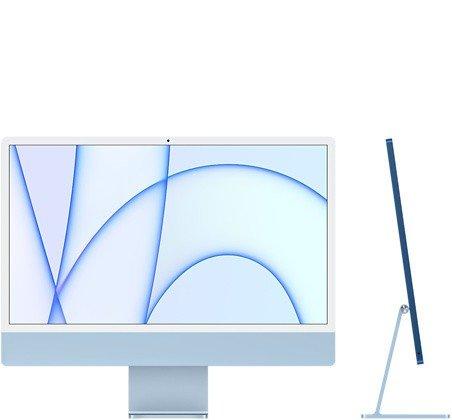 iMac (2021) in Blue