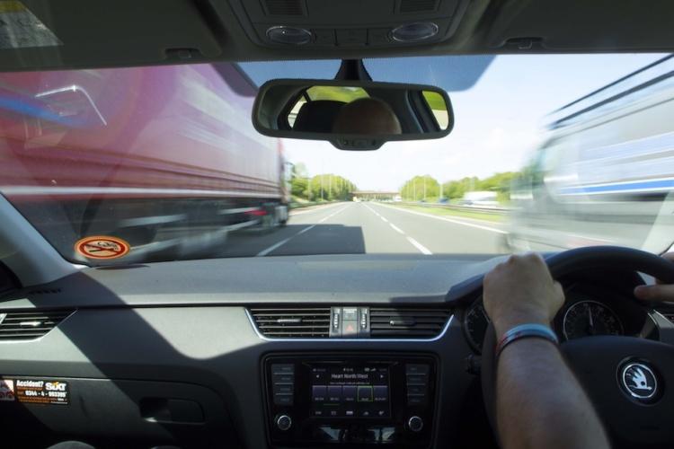 All Lane Running motorway