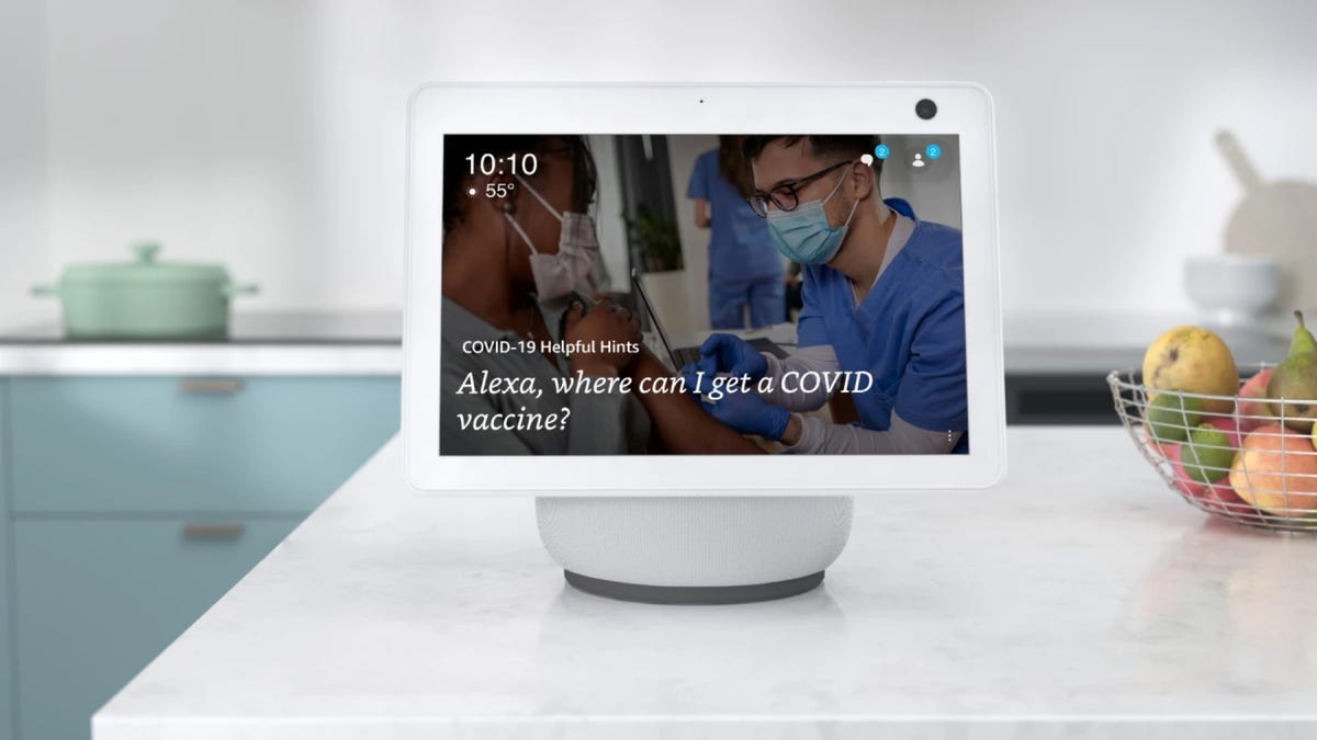 Alexa smart home, voice assistant