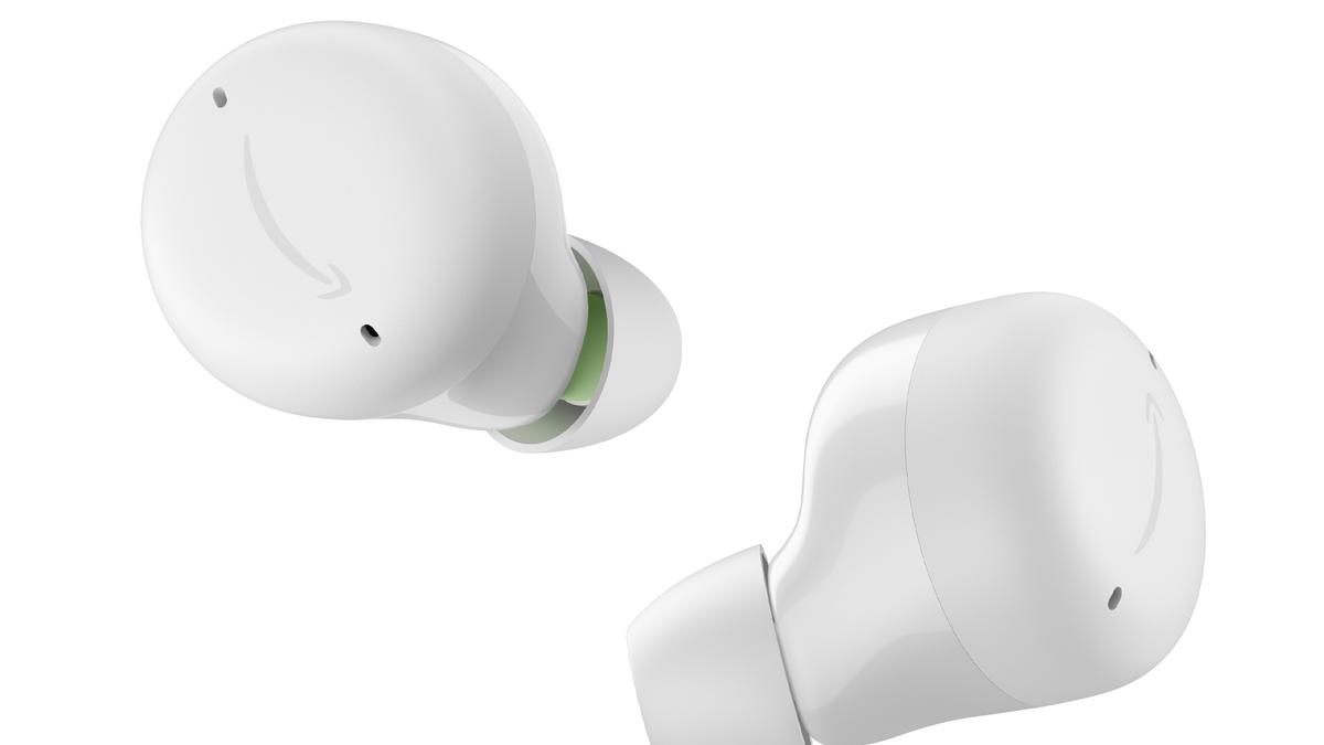 All-new Amazon Echo Buds