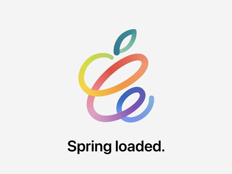 Apple Event April 2021 Spring Loaded