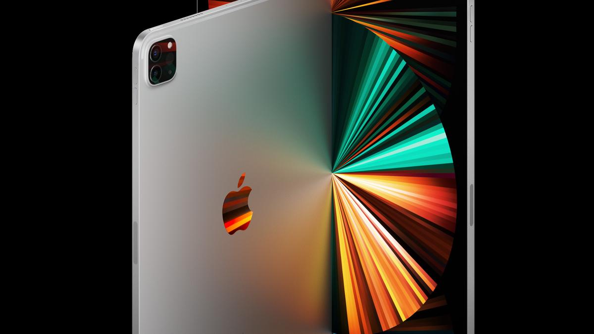 The 2021 iPad Pro.