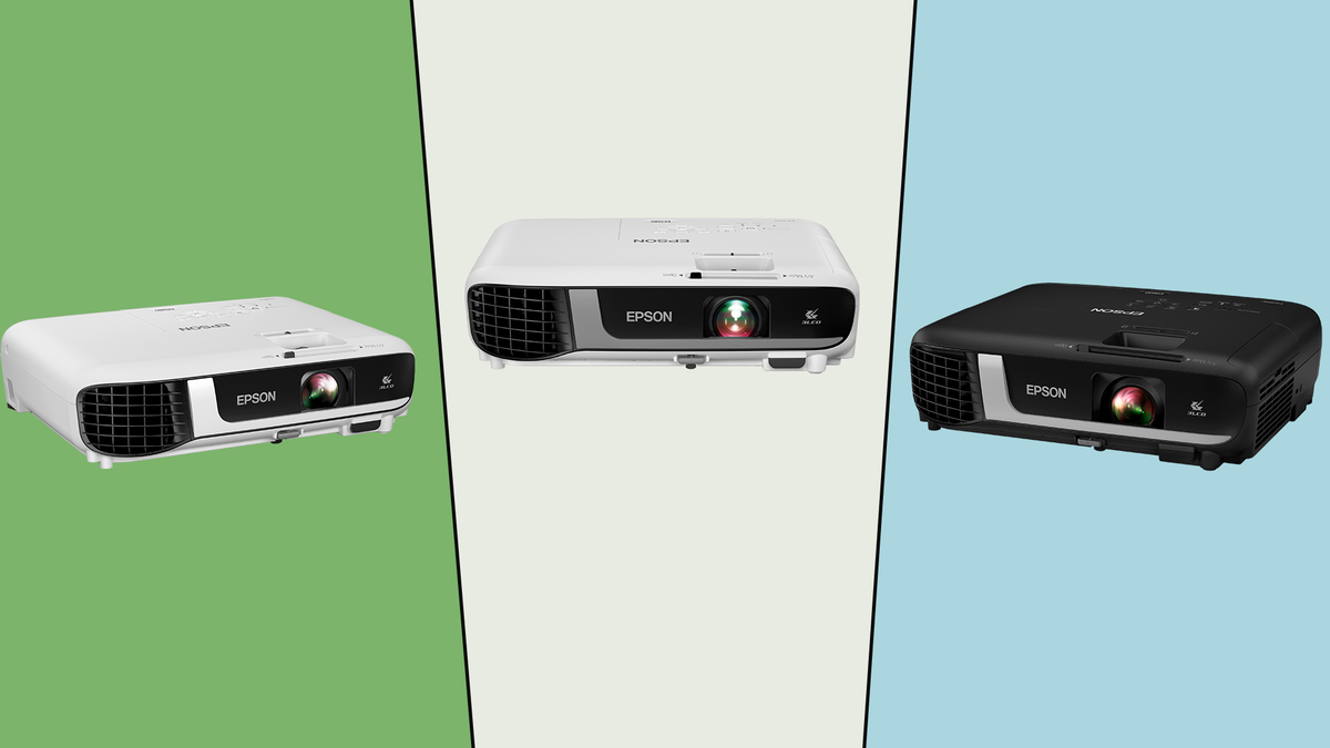 Epson's three new SMB projectors for hybrid woking professionals