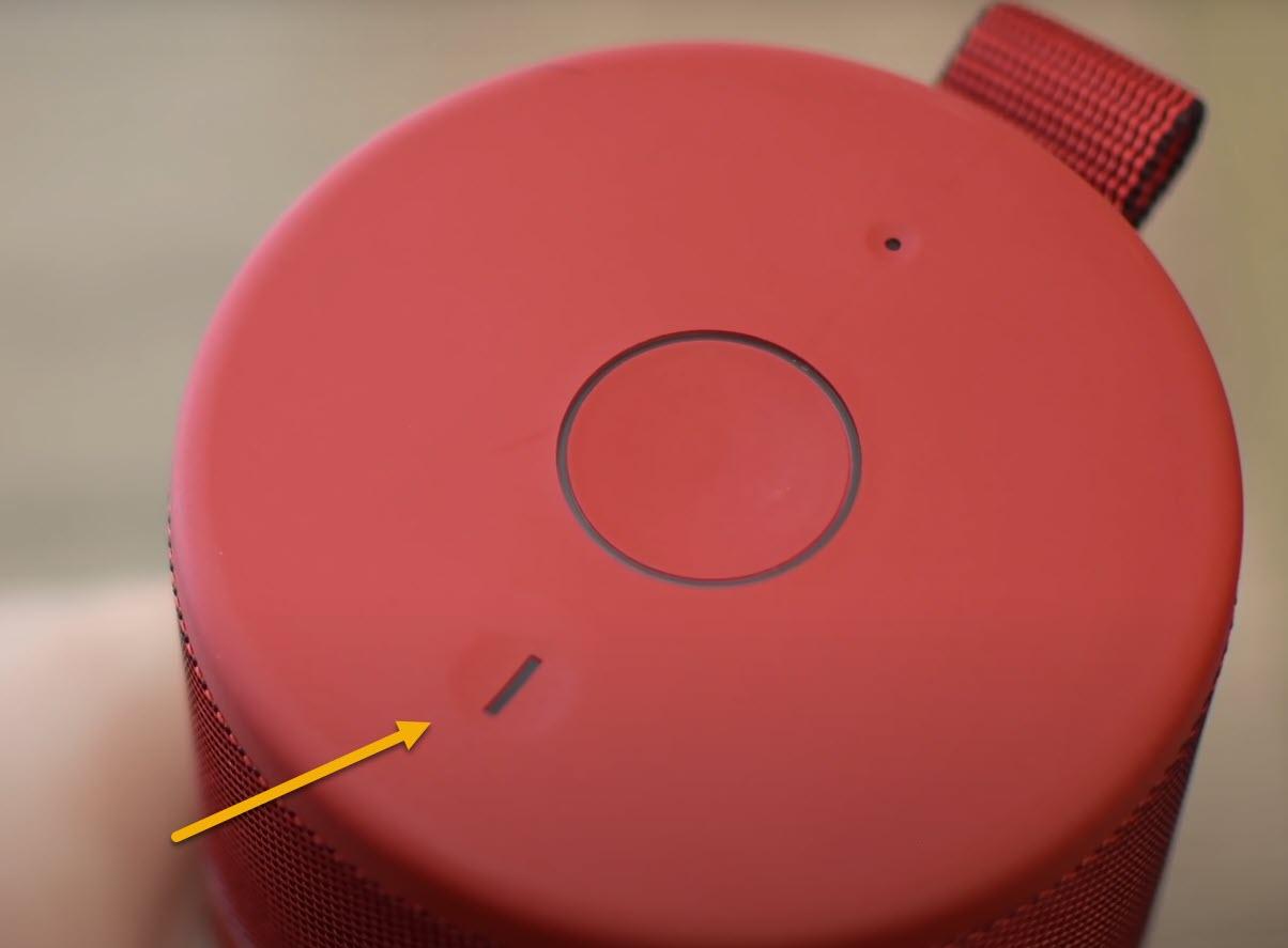 UE Megaboom 3 Bluetooth Not Working Problem
