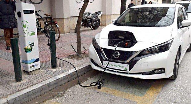 Electric cars Karditsa