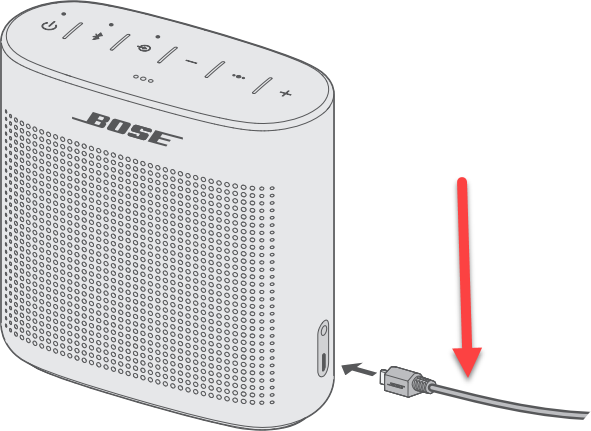 Bose Soundlink Color Will Not Turn On