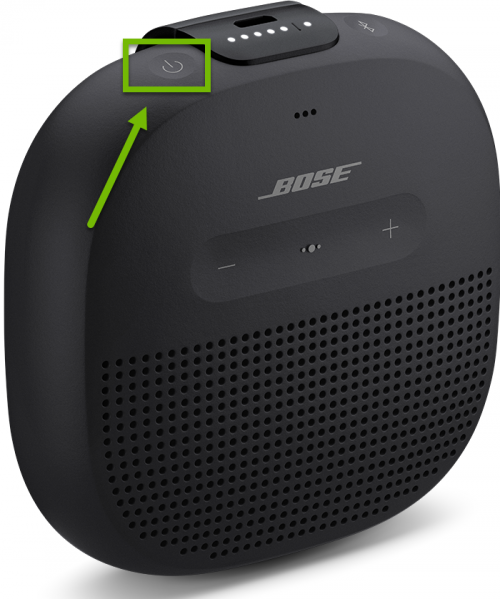 Soundlink Micro Turns ON Or OFF By Itself