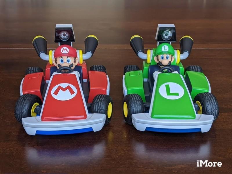 Mario Kart Live Two Karts