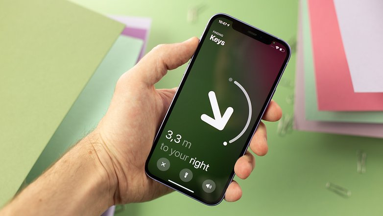 NextPit Apple AirTag 13