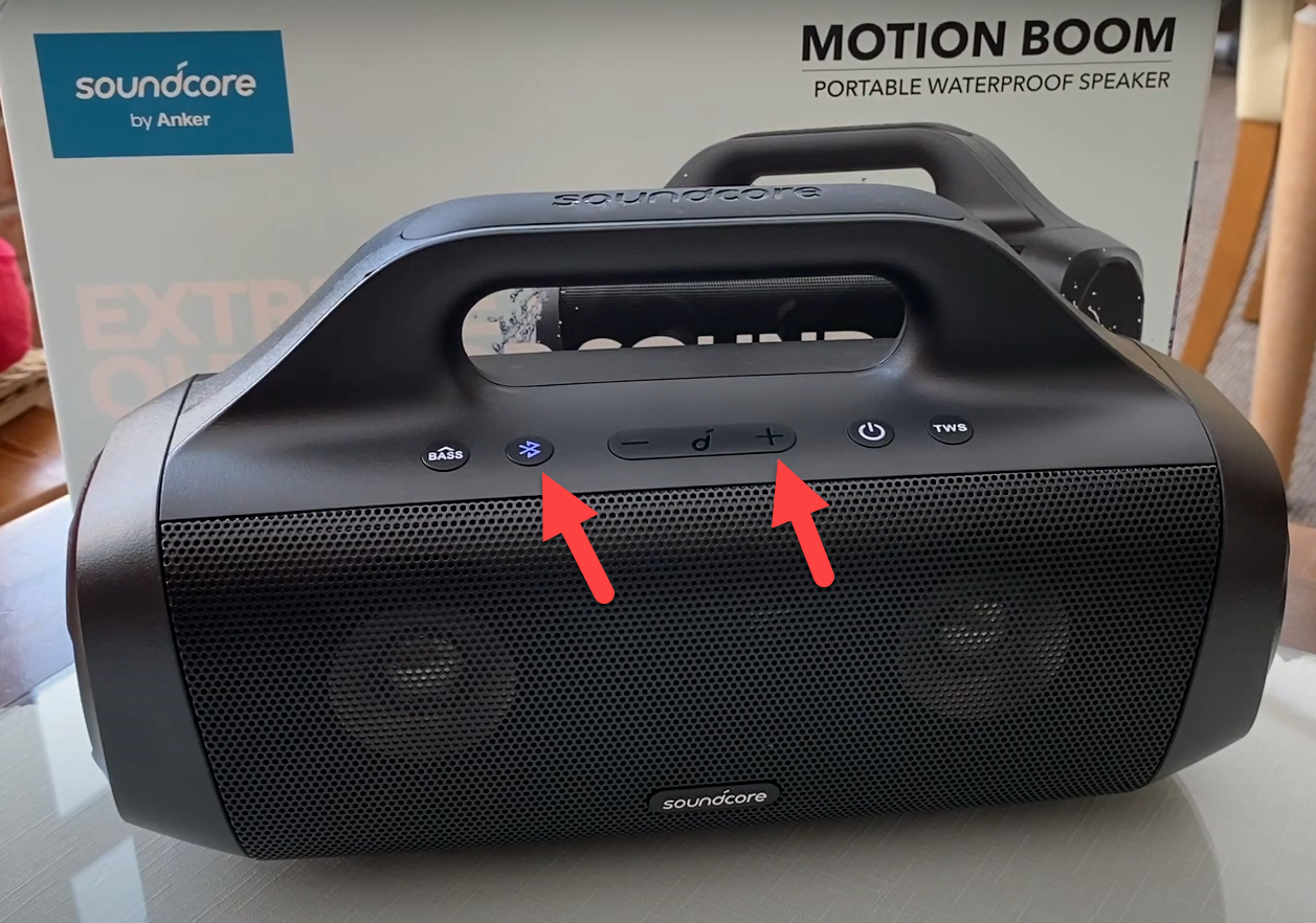 What to do when your Anker Soundcore Motion Boom doesn't connect to a Bluetooth device