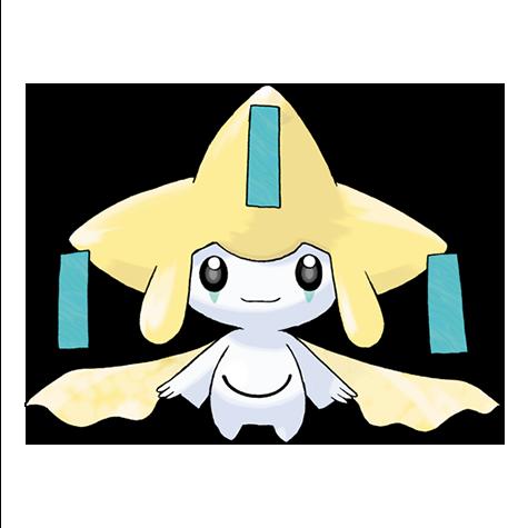 Pokemon 385 Jirachi