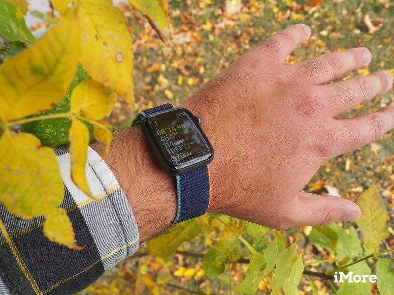 Apple Watch SE Workout