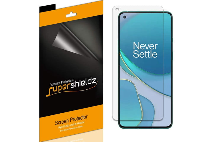 Supershieldz PET Film Screen Protector for OnePlus 8T