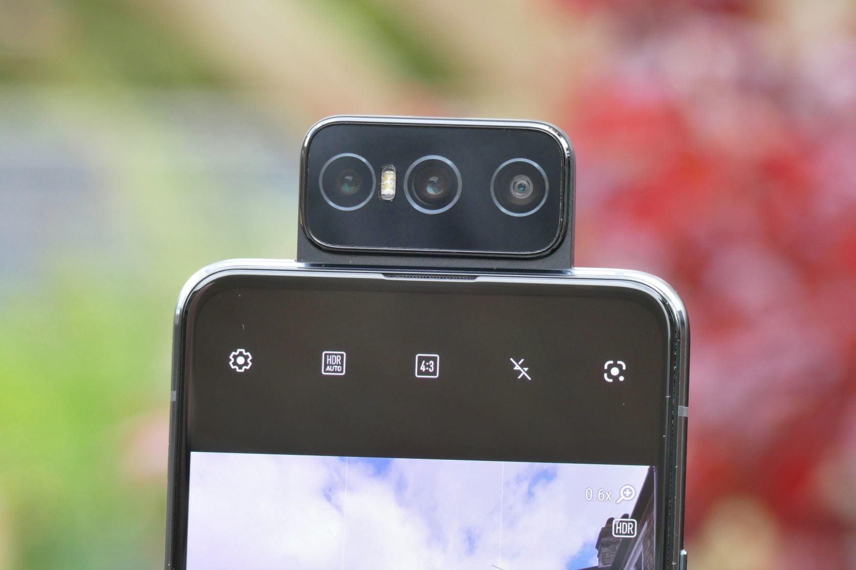 asus zenfone 8 flip review flipped camera