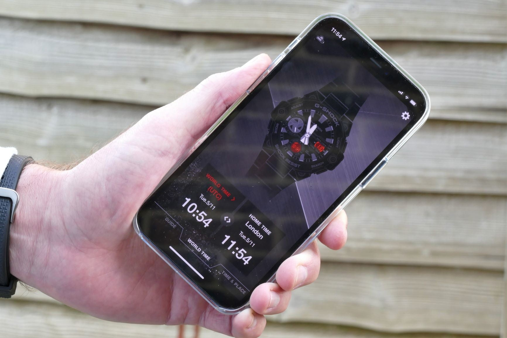casio g shock steel gst b400 hands on features price photos release date app main