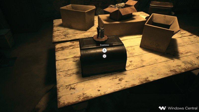 Resident Evil Village Music Box