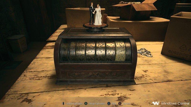 Resident Evil Village Music Box Solution