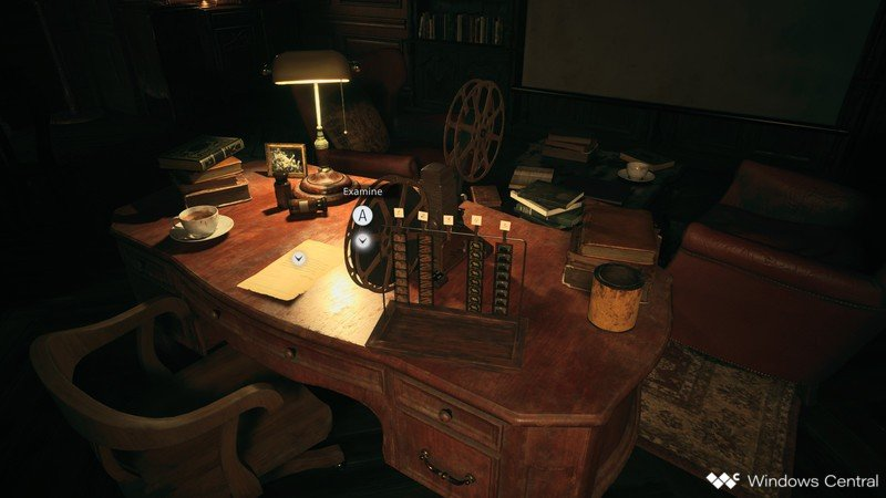 Resident Evil Village Film Projector