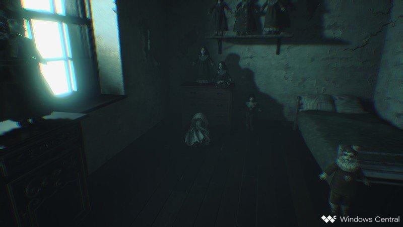 Resident Evil Village Donna