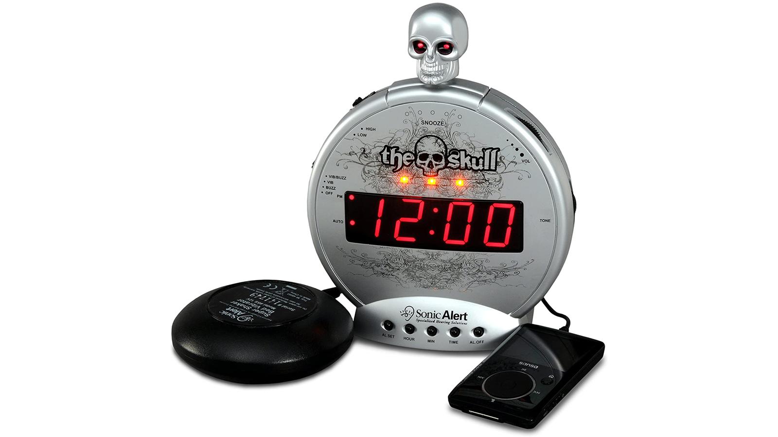 Sonic Alert Loud Alarm Clock