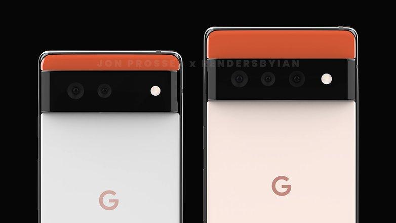 pixel 6 pixel 6 pro cameras