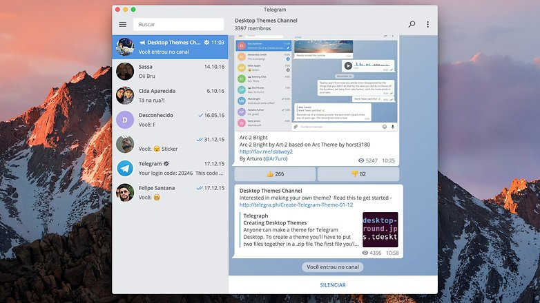 telegram desktop update original
