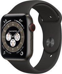 Apple Watch Series 6 Space Black Titanium