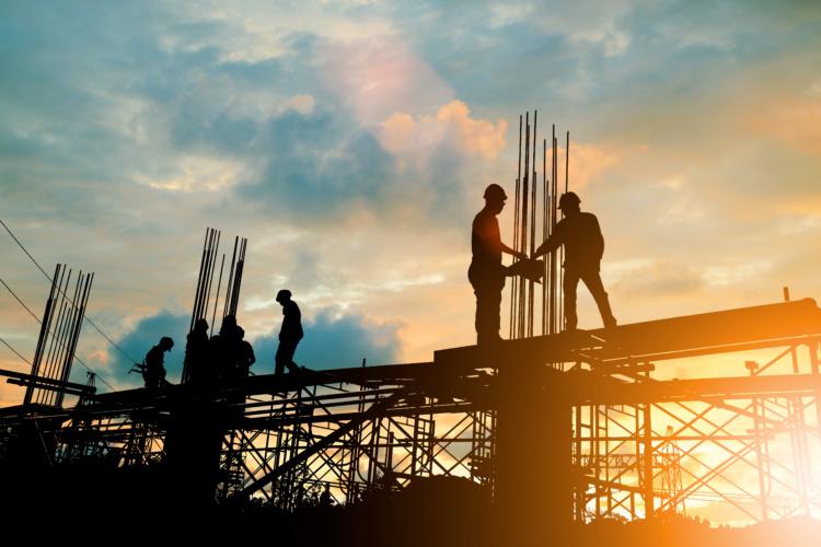 construction value chain