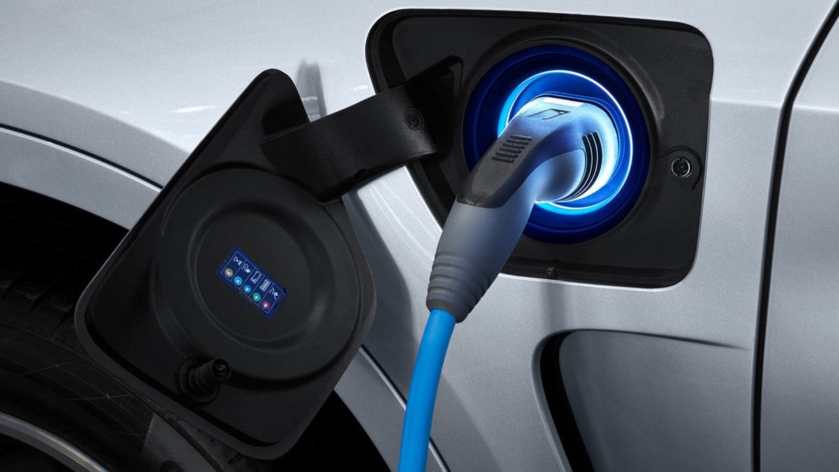 BMW EV Charging