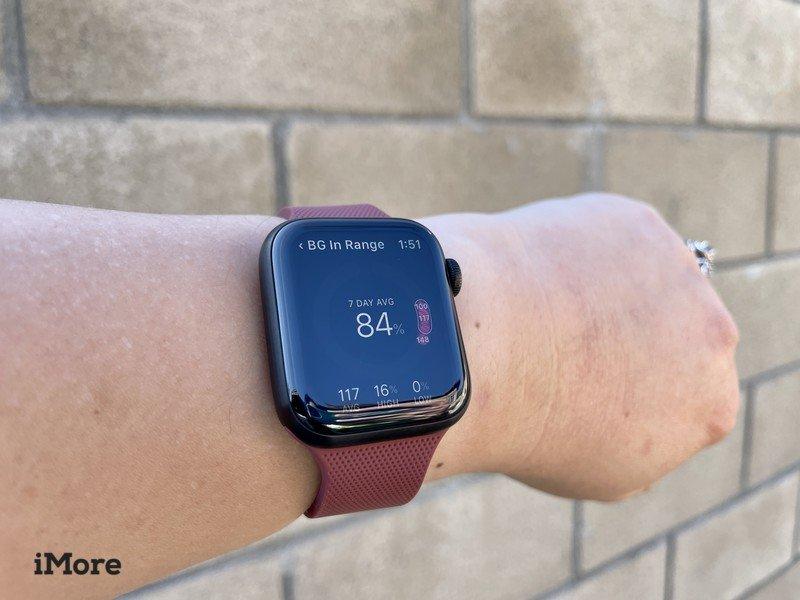 Apple Watch Blood Glucose Hero