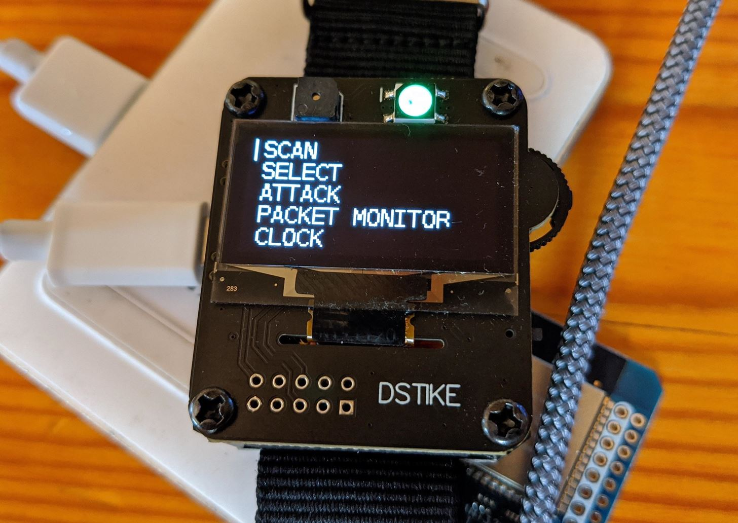Hack Networks & Devices Right from Your Wrist with the Wi-Fi Deauther Watch