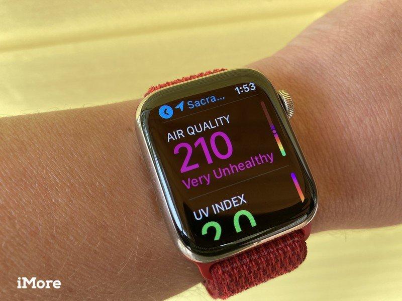 Aqi Apple Watch