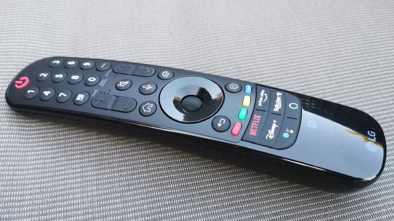 LG C1 Magic Remote
