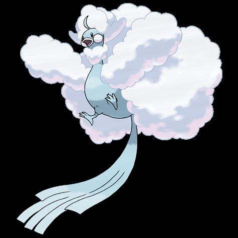 Pokemon 334 Altaria Mega