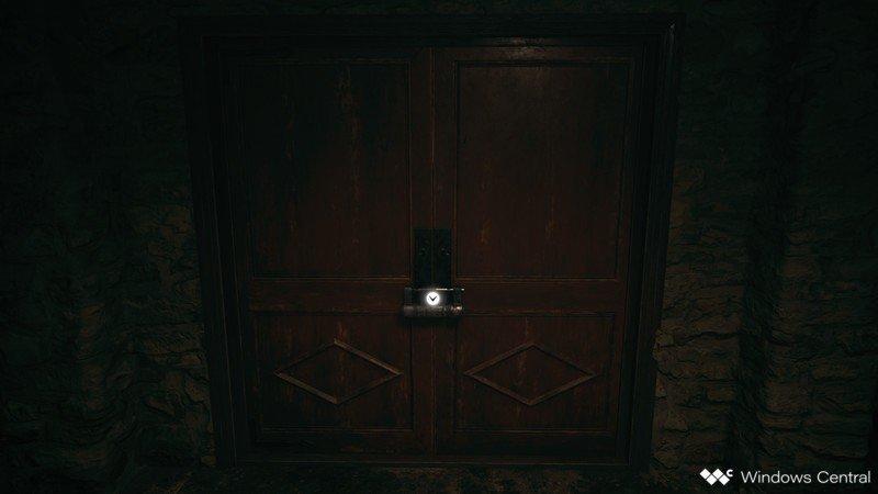Resident Evil Village Door Lock