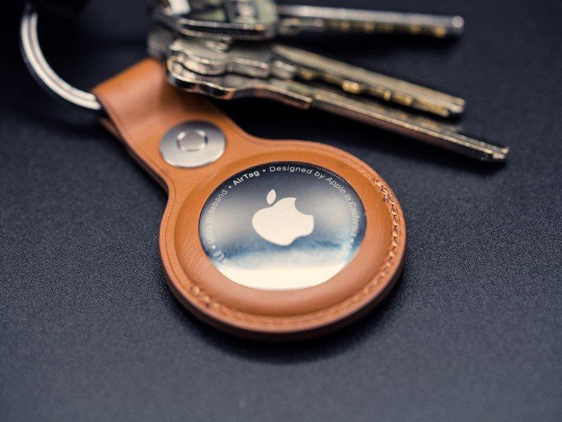 AirTag Keychain