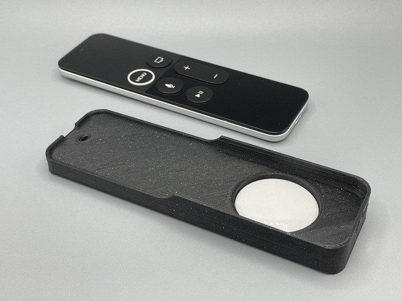 Apple Tv Siri Remote Airtag Case