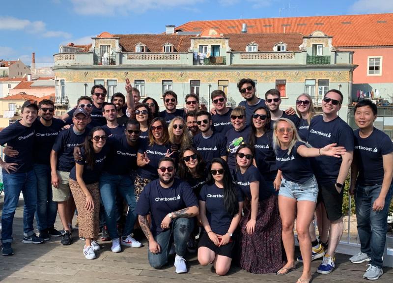 Chartboost's team