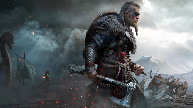 Assassin's Creed: Valhalla is one of the games Microsoft is showing off at Xbox 20/20/