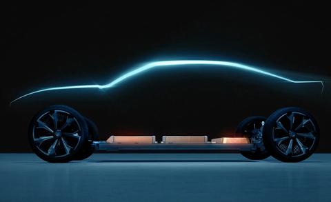 gm electric sedan