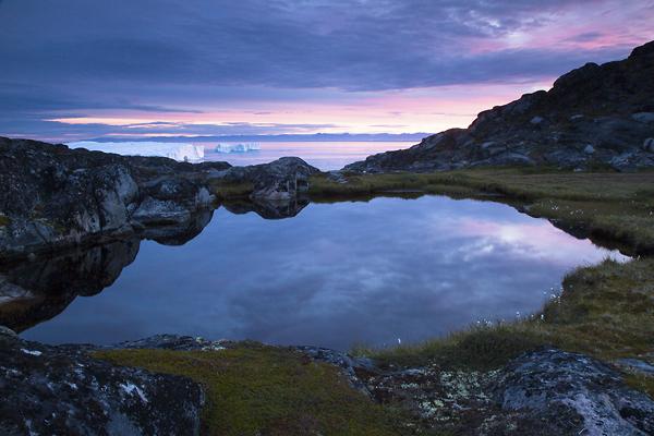 Avsked, Grönland
